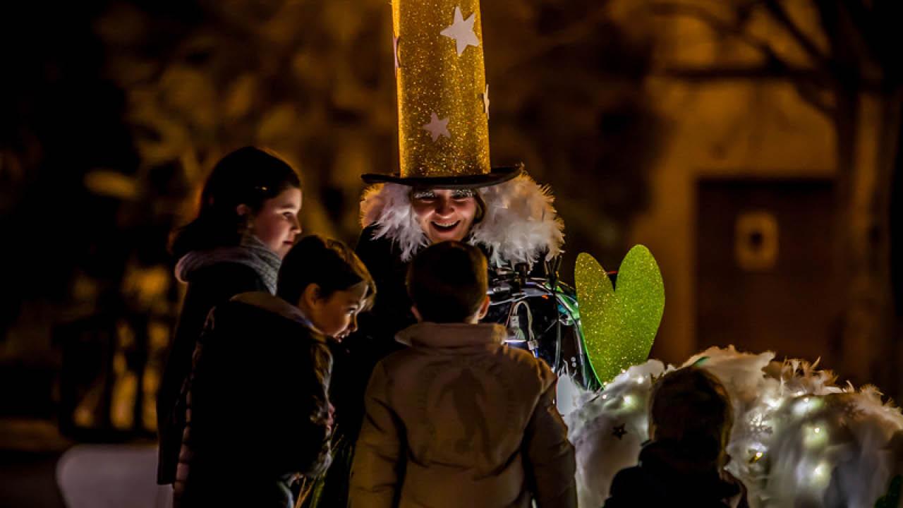 """""""Els contes de Nadal de la Barretuda"""" amb Cia Patawa. Santa Eulàlia de Ronçana. Nadal és molt més"""